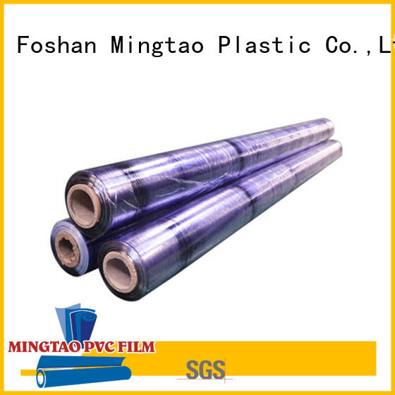 Mingtao durable mattress packing film printed for television cove