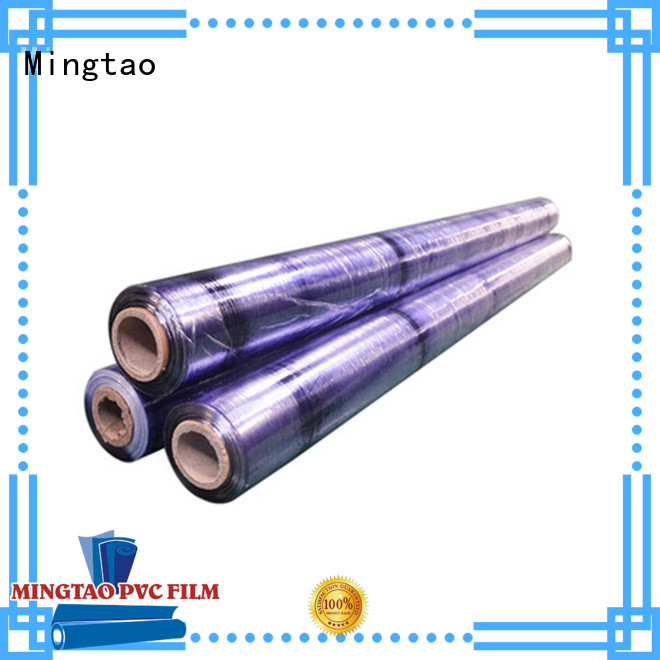 Mingtao oilproof mattress packing film get quote for table cover