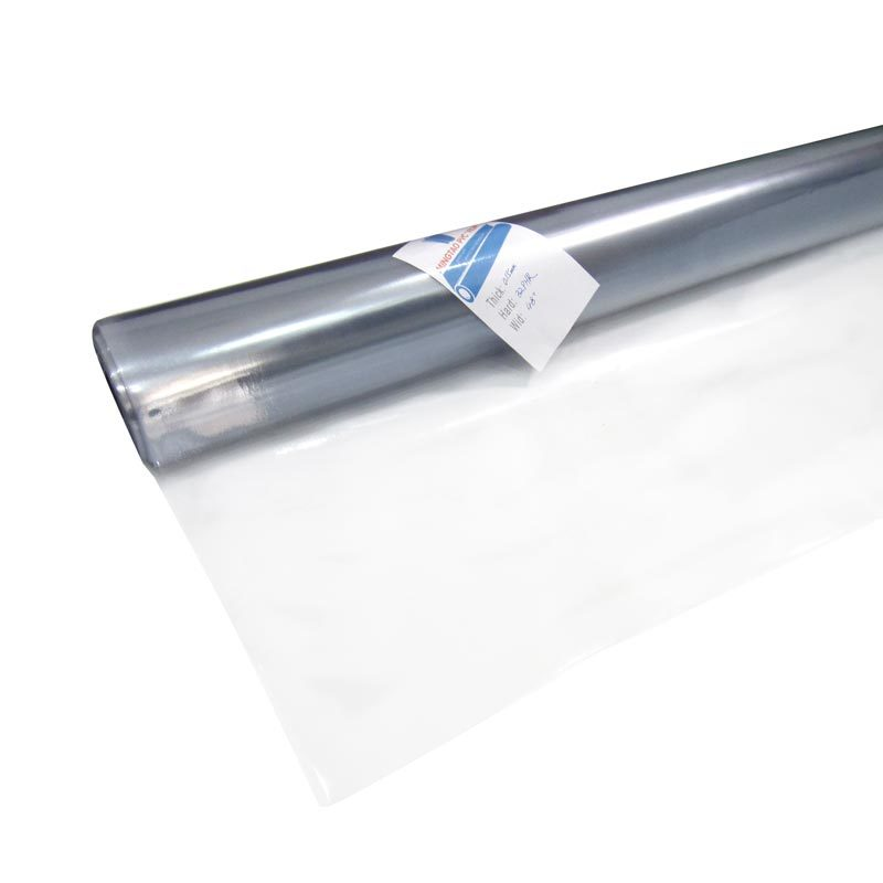 non-sticky pvc clear curtain sheet High quality PVC for table mat Mingtao