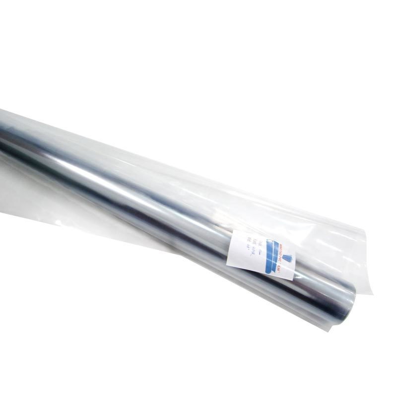 Mingtao Breathable clear pvc film transparent pvc film High transparency for packing