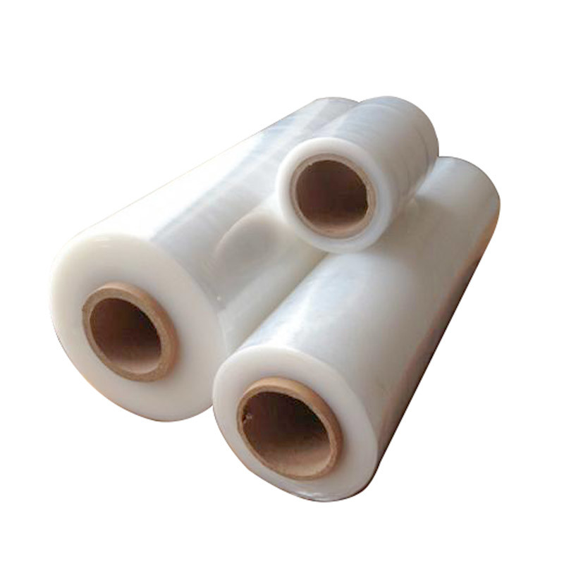 Breathable shrink wrap film stretch bulk production for television cove