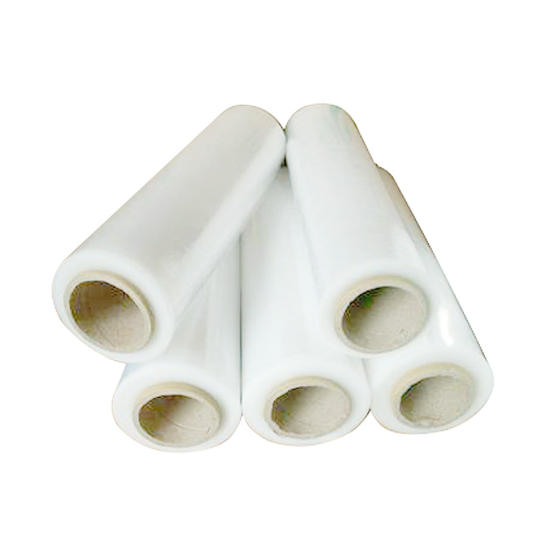 Breathable stretch wrap recycling jumbo free sample for television cove-4