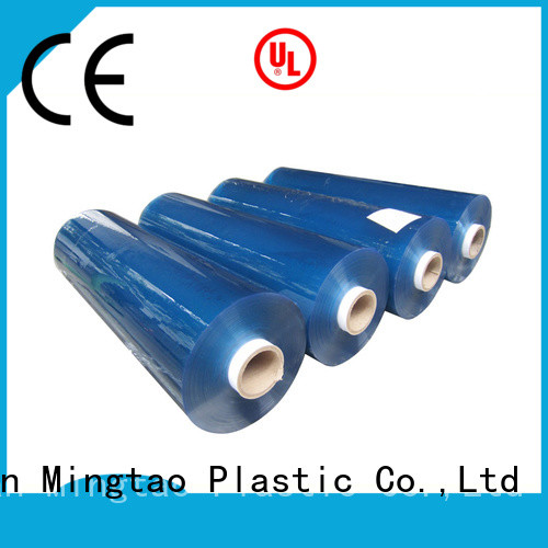 Mingtao vinyl soft pvc film buy now for packing