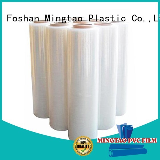 Breathable stretch wrap recycling jumbo free sample for television cove