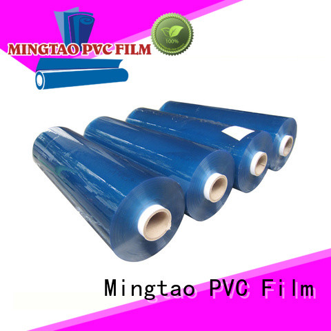 Mingtao soft clear pvc film plastic sheet rolls clear* pvc transparent sheet get quote for packing