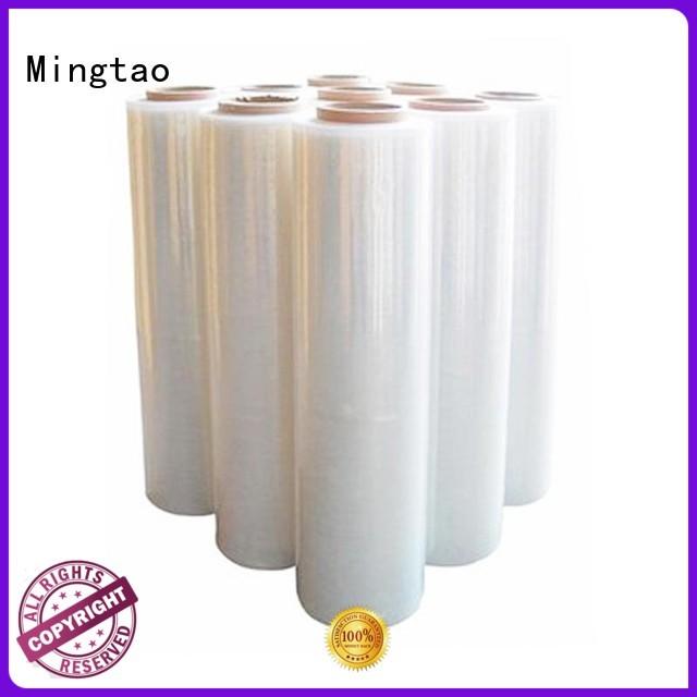 wrap stretch wrap film plastic for table mat Mingtao