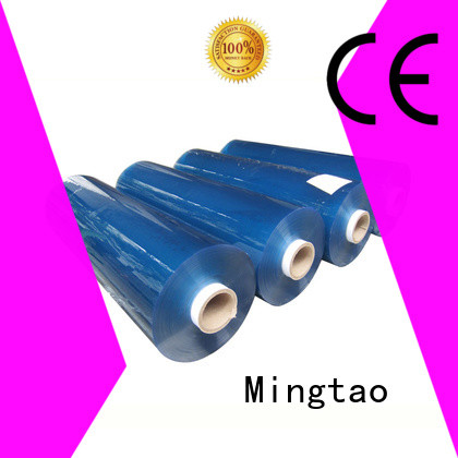 Mingtao film printed pvc film for wholesale for packing
