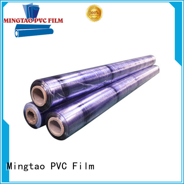 Mingtao tear-resistant mattress packing film bulk production for table cover
