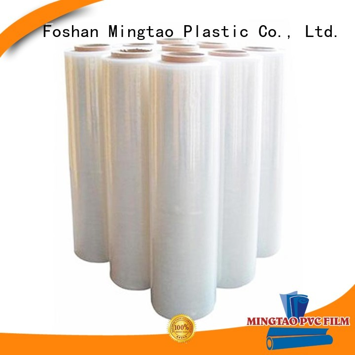 Mingtao portable machine stretch film supplier for table cover