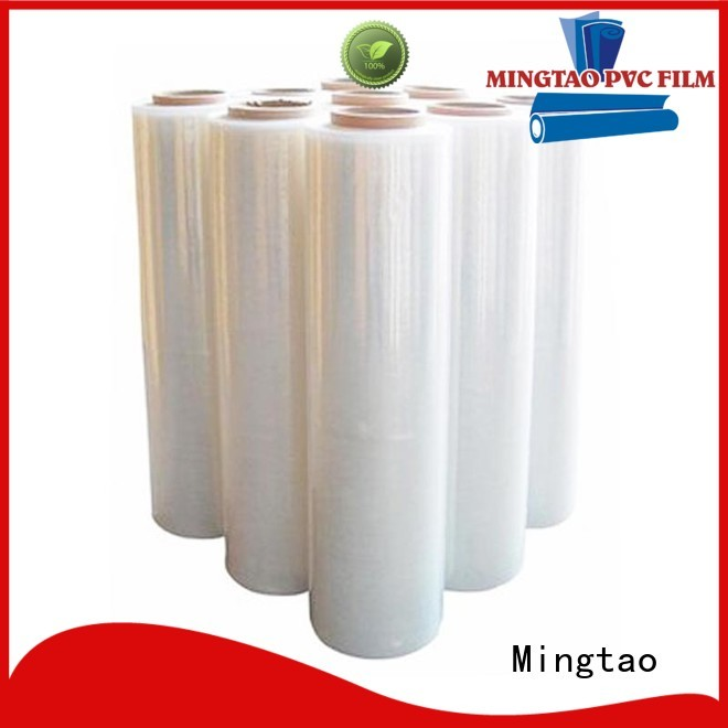Mingtao high-quality machine stretch film OEM for packing