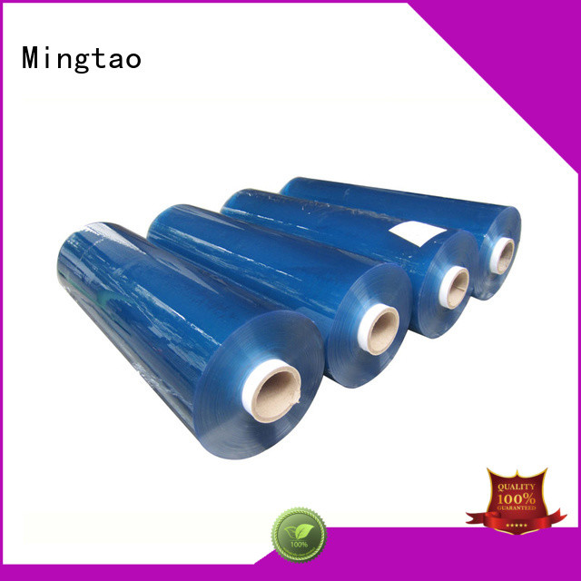 Mingtao high-quality clear pvc film plastic sheet rolls clear* pvc transparent sheet for wholesale for packing