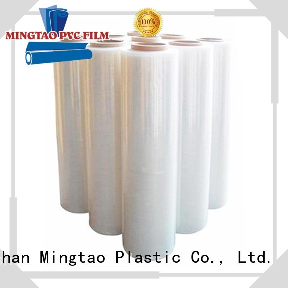Mingtao transparent wrapping film for packaging buy now for table mat