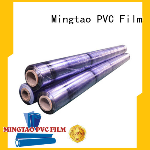 Mingtao Breathable mattress packing film for wholesale for book covers