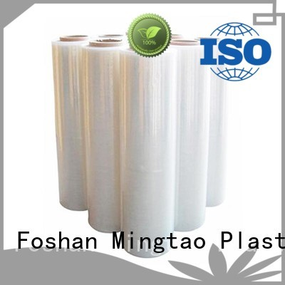Mingtao latest stretch film packing buy now for table mat