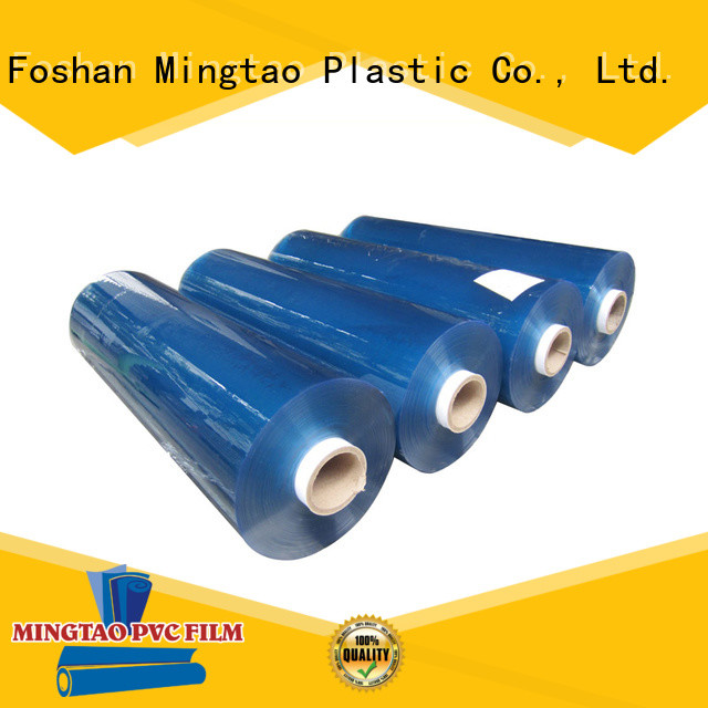 at discount manufacturer of pvc film selling free sample for table mat