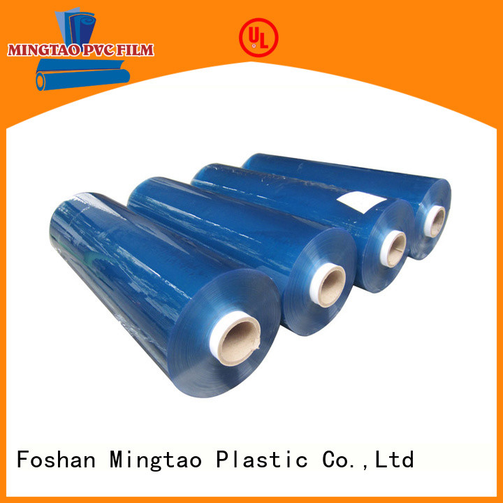 Mingtao on-sale clear pvc film plastic sheet rolls clear* pvc transparent sheet get quote for book covers