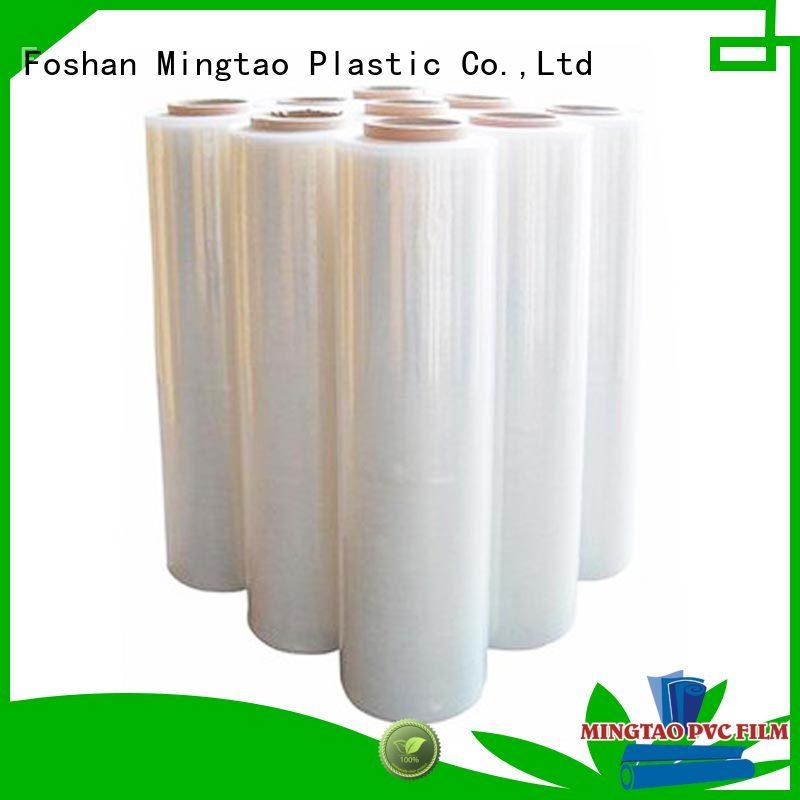 stretch film transparent for table cover Mingtao