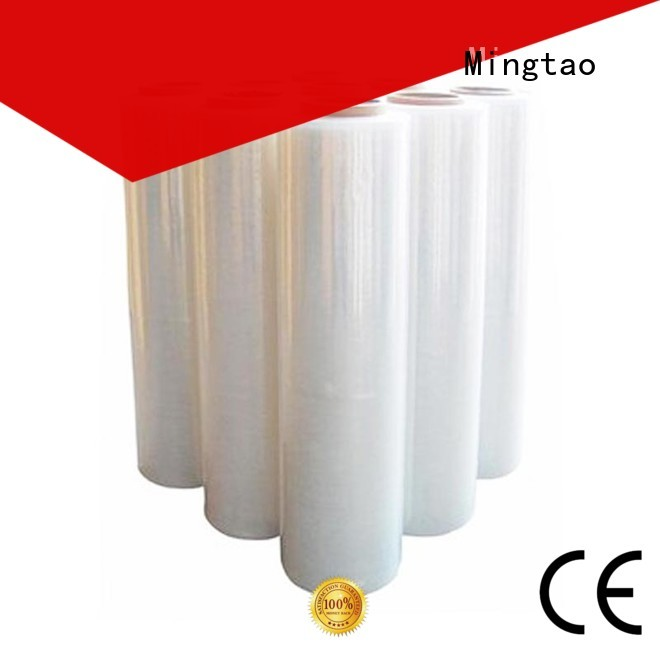 Mingtao blue industrial stretch film manufacturers supplier for table cover