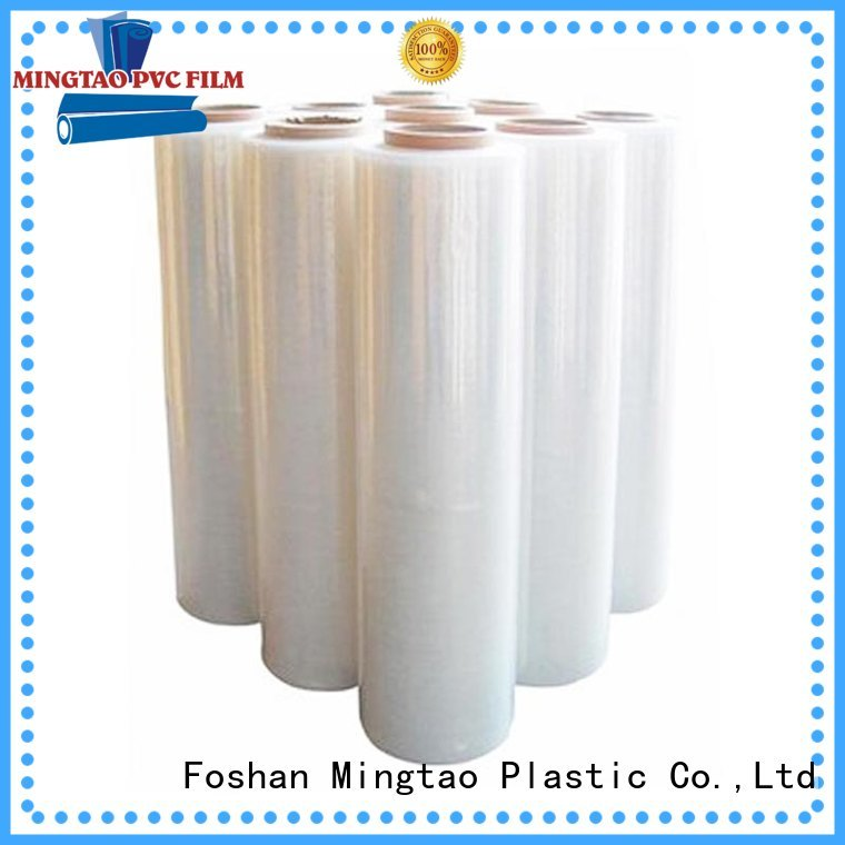 Mingtao on-sale pre stretch film OEM for television cove