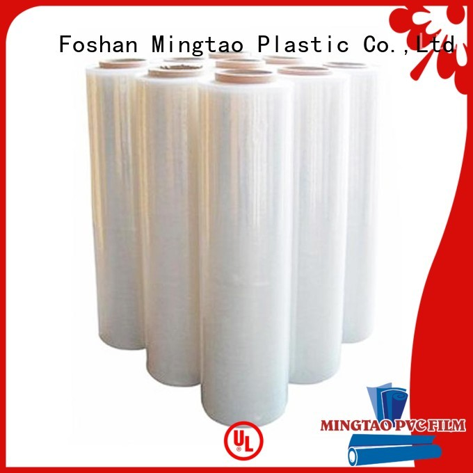 Mingtao plastic hand wrap stretch film buy now for book covers