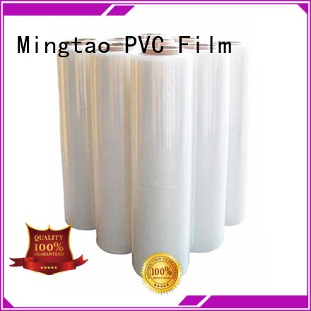 Mingtao latest stretch film manufacturers ODM for book covers