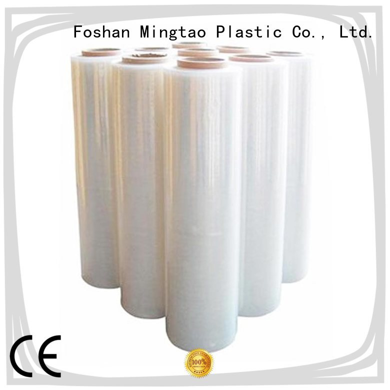 Mingtao durable stretch film buy now for packing