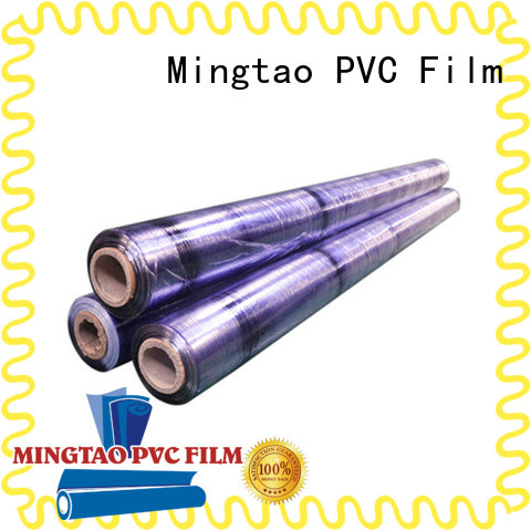 Mingtao durable mattress packing film clear for packing