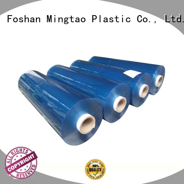 Mingtao Breathable film pvc roll customization for packing