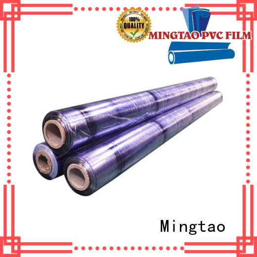 Mingtao high-quality pvc plastic sheet packaging for table cover
