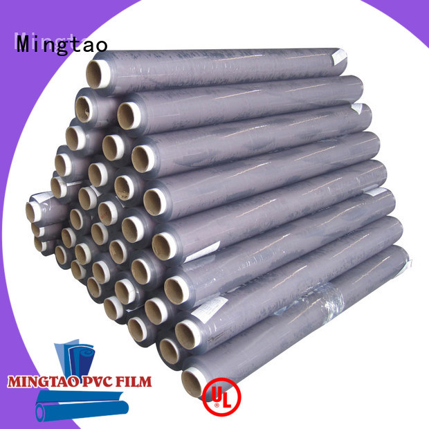 clear pvc film plastic sheet rolls clear* pvc transparent sheet quality for packing Mingtao