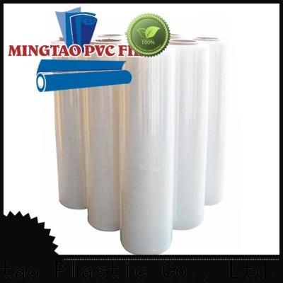 Mingtao wrap pe cling film ODM for book covers