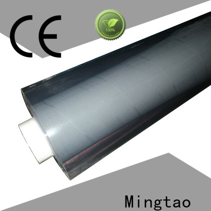 Mingtao selling transparent pvc film for wholesale for packing