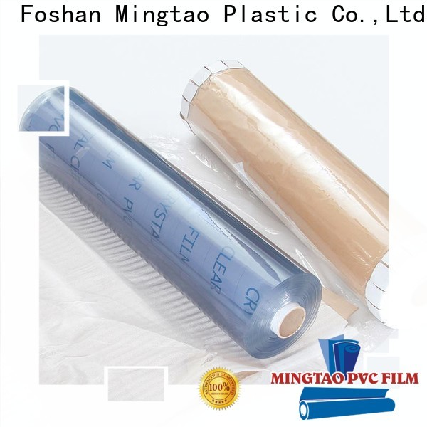 Mingtao funky clear vinyl suppliers for wholesale for book covers