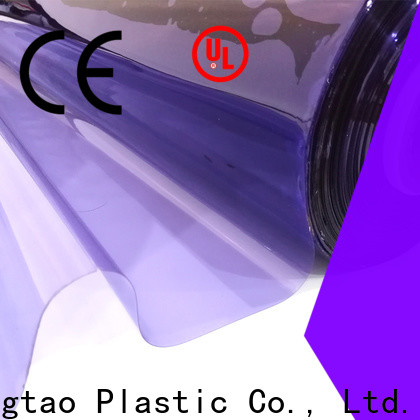 Mingtao New pvc leather fabric for business