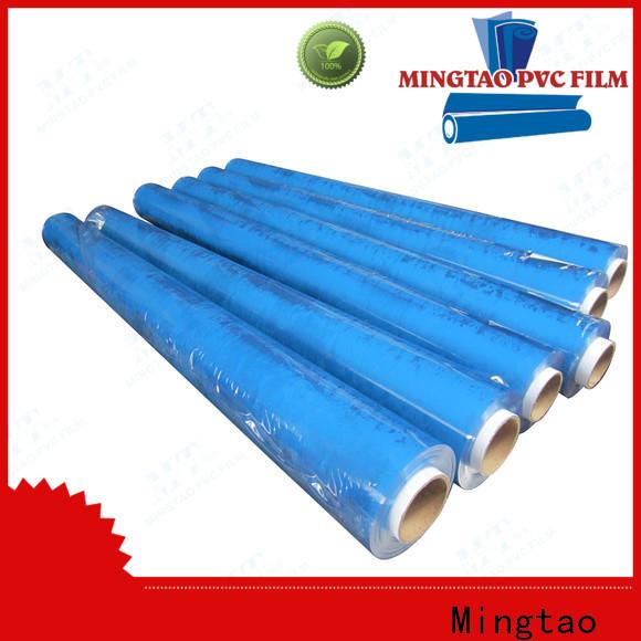 solid mesh pvc plastic film flexible supplier for television cove