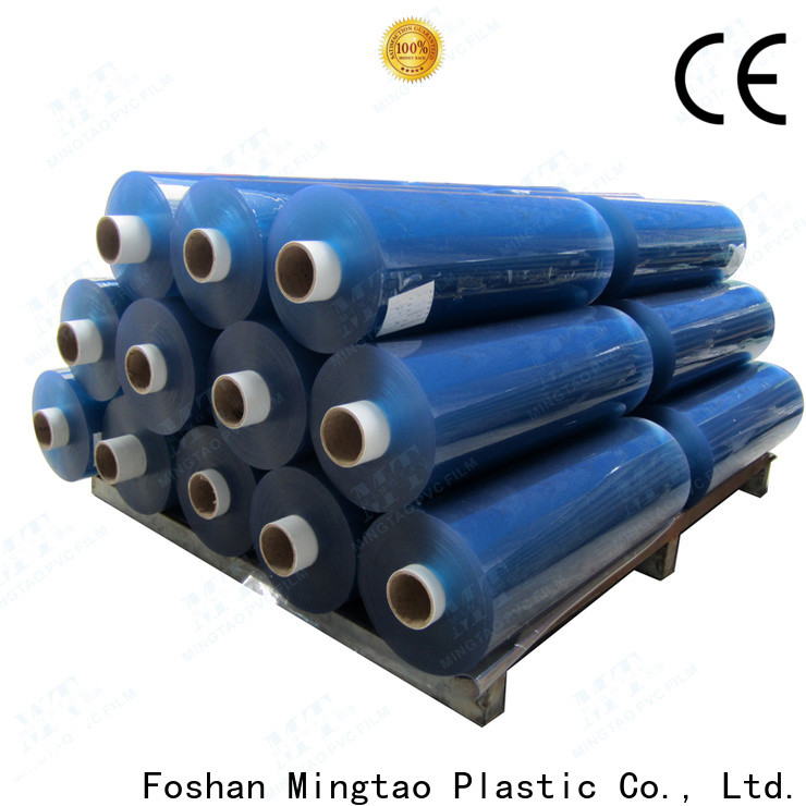 Mingtao latest clear pvc roll for wholesale for book covers
