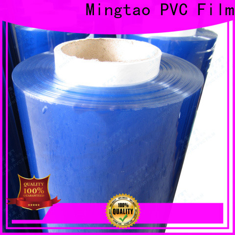 Mingtao blue clear vinyl suppliers supplier for table cover