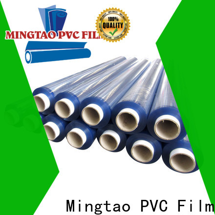 Mingtao funky pvc roll customization for television cove