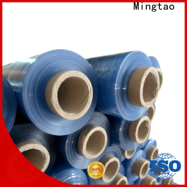 Mingtao film mattress packing film bulk production for table cover