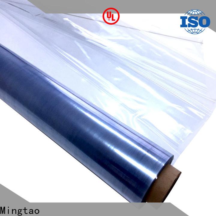 Mingtao durable polyethylene film OEM for packing