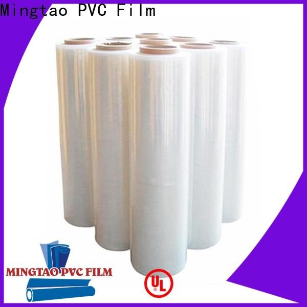 high-quality film stretch plastic ODM for book covers