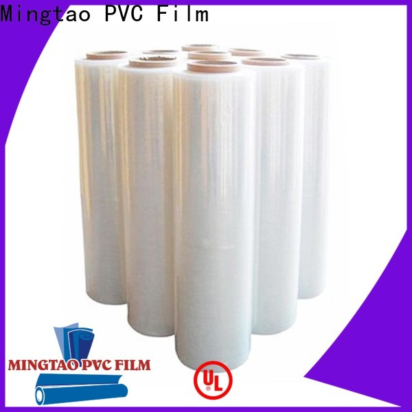 high-quality film stretch plastic ODM for book covers