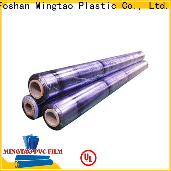 Mingtao pvc mattress roll packing machine bulk production for table cover