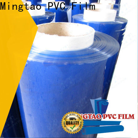 Mingtao portable thick clear plastic film buy now for television cove