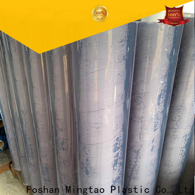 Mingtao portable 6 mil plastic OEM for packing