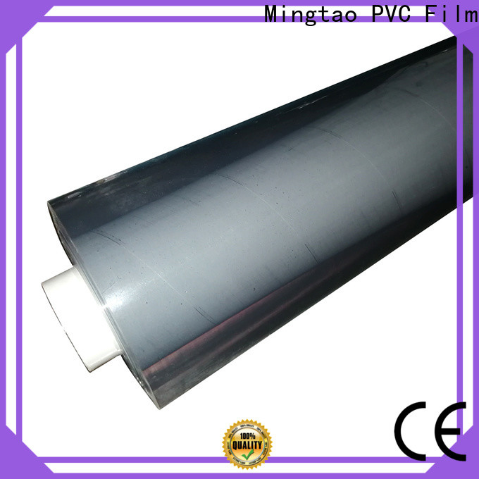 Mingtao flexible clear film buy now for packing
