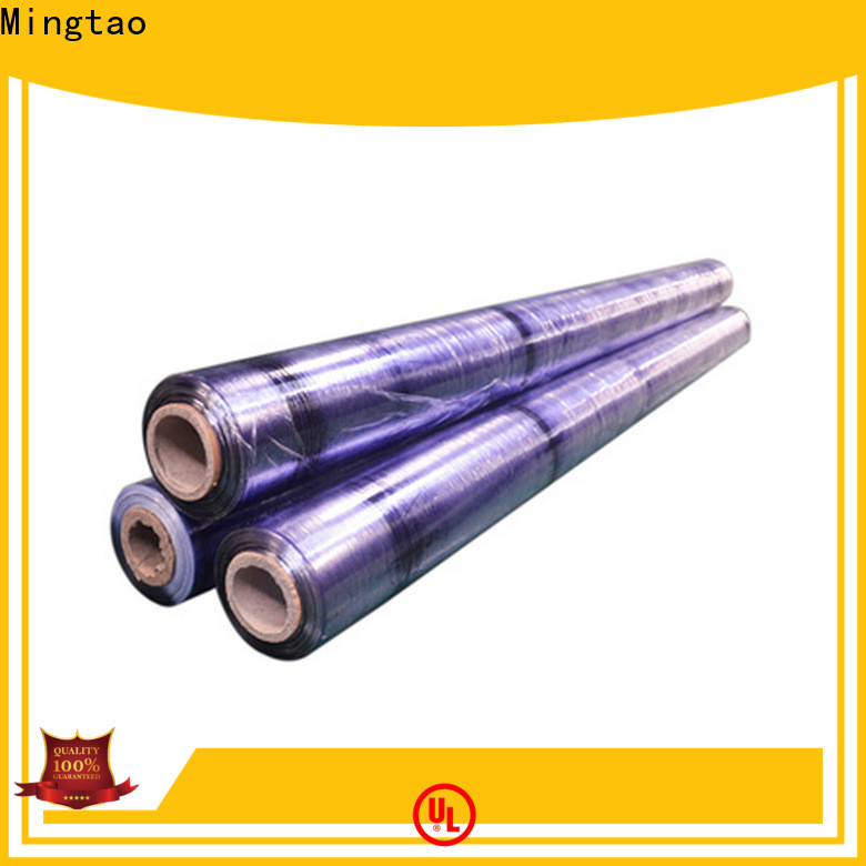 Mingtao printed mattress roll packing machine supplier for television cove