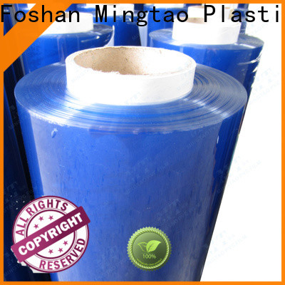 Mingtao high-quality blue pvc sheet OEM for table cover