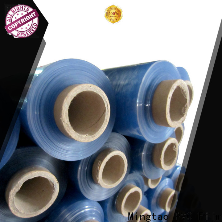Mingtao high-quality packing film OEM for table mat