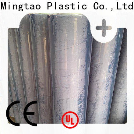 Mingtao vinyl vinyl rolls for wholesale for television cove